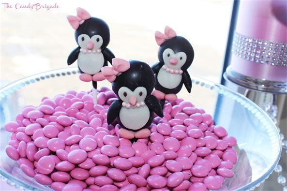 baby shower baby shower candy baby shower ideas penguin themed penguin