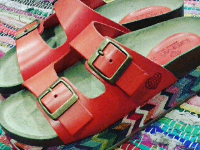 leather platforms take me by papa k froufrou