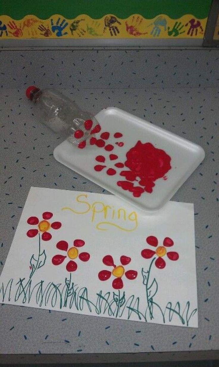 50+ Spring Crafts für Kinder / Kinder im Vorschulalter und Kleinkinder machen diese Saison zu einem Neuanfang
