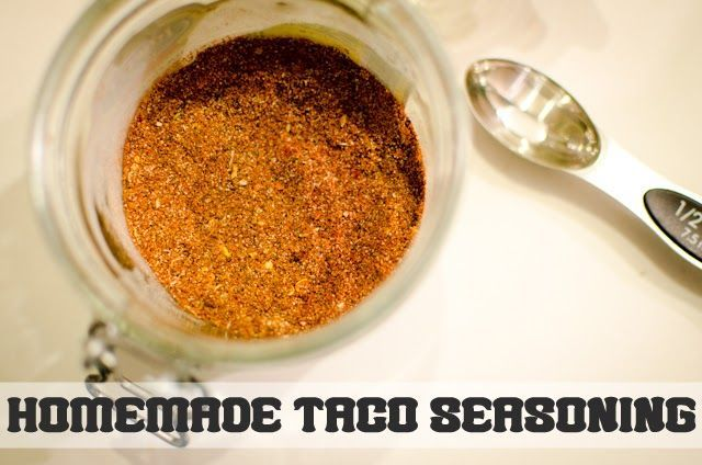 In the past, before I had a fully stocked kitchen with every spice I'd ever need, I used to look longingly at the taco seasoning packets in ...