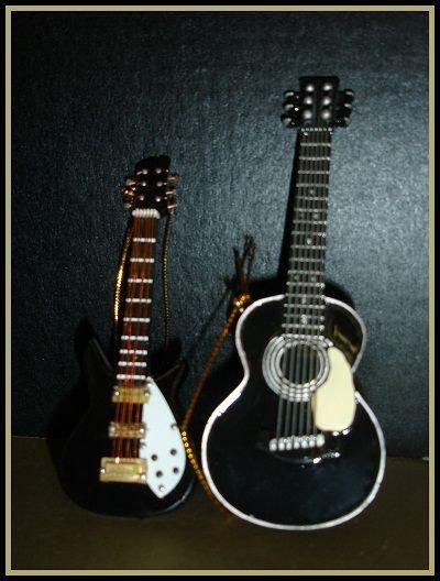 Guitars - music