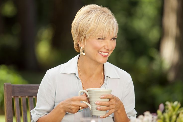 cute girls hair styles com teryl rothery as quot grace sherman quot on cedarcovetv 4785 | d4351af79cfeabf47a4a69626173fd00 hallmark channel beauty tips