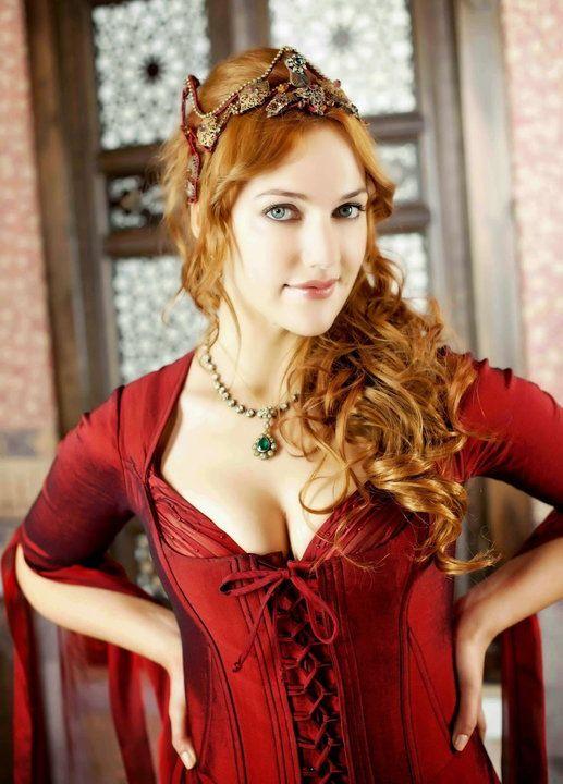 """""""Wspaniałe stulecie"""": nowa aktorka wcieli się w Hürrem - Film"""