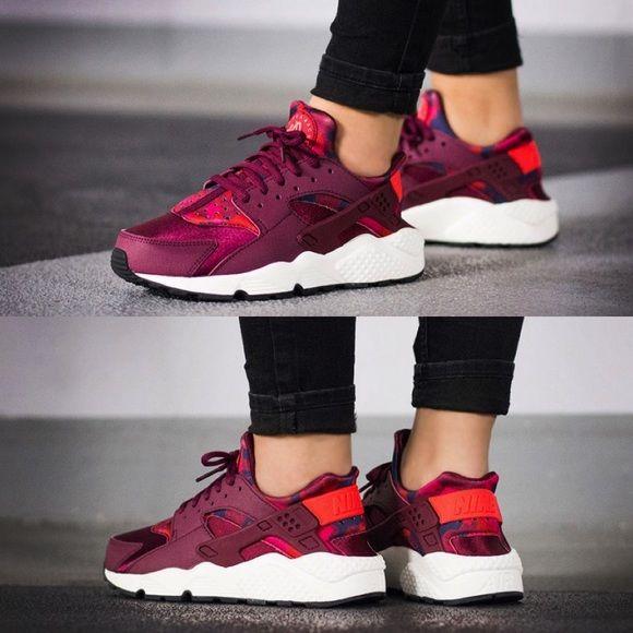 sports shoes 5b543 39074 Nike Air Huarache Run Print •An innovative and unique option has ...