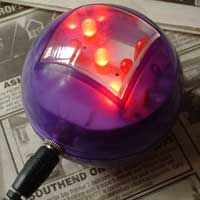www.oneswitch.org.uk is a website that provides pictures and instructions on creating your own electronic assistive technology.