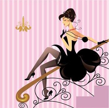 à la Coco Chanel