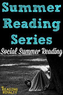 Summer Reading Series - Week 1: Social Summer Reading