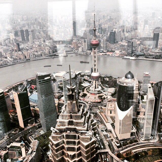So high (China, Shanghai)