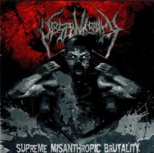DESPONDENCY - Supreme Misanthropic Brutality (EP) (2007) | Putridzone - Only brutal