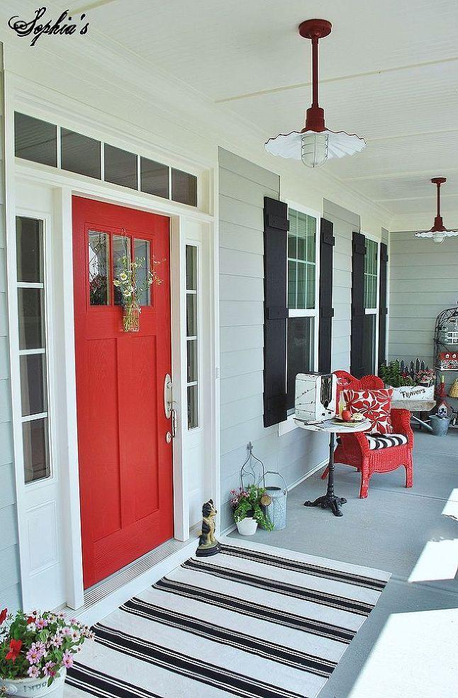 Hometalk :: Exterior House Paint Colors :: Anita @ Cedar Hill Farmhouse's clipboard on Hometalk