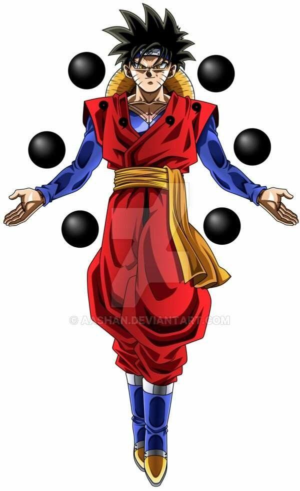 Manga Goku En Naruto