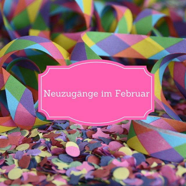 Barbaras Paradies: Neuzugänge im Februar 2017 Auf meinem Blog sind meine neuen Ebooks von Februar online! Schaut mal vorbei! Ich freue mich auf euren Besuch!