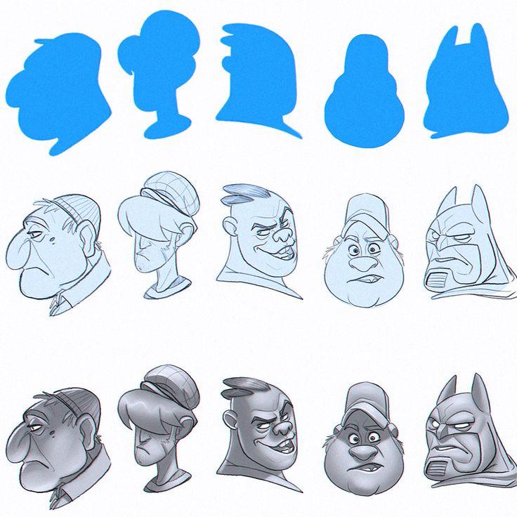 ArtStation - Random Sketches VII, Javier Burgos