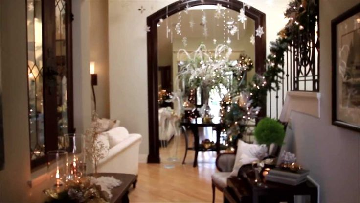 28 Best Christmas Decorating Videos Images On Pinterest