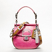 LEATHER COLORBLOCK SMALL NEW WILLIS: Leather Colorblock, Coach Pur, Coach Bags, Style, Design Handbags, Coach Leather, Coach Willis, Coaches, Colorblock Small