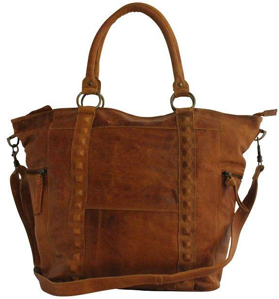 Nordljus Home - Bradford Tan Bag - DIXIE