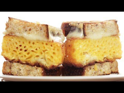 4 trükk, hogy csinálj menő grilled cheese-t! | NOSALTY