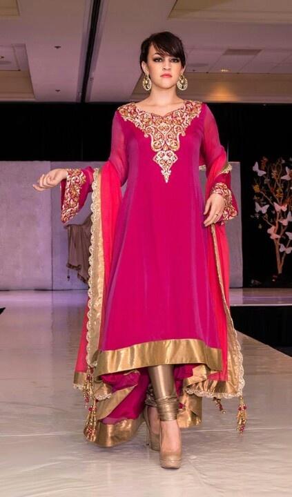 Perfect Pink Awesome Anarkali #salwaar kameez #chudidar #chudidar kameez #anarkali #anarkali suits #dress #indian #hp #outfit #shaadi #bridal #fashion #style #desi #designer #wedding #gorgeous #beautiful