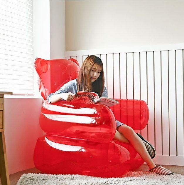 40 besten aufblas bilder auf pinterest couches 90er for Aufblasbares sofa 90er