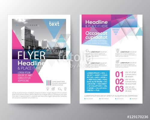 28 best Graphic design template images on Pinterest Graphic - pamphlet layout template