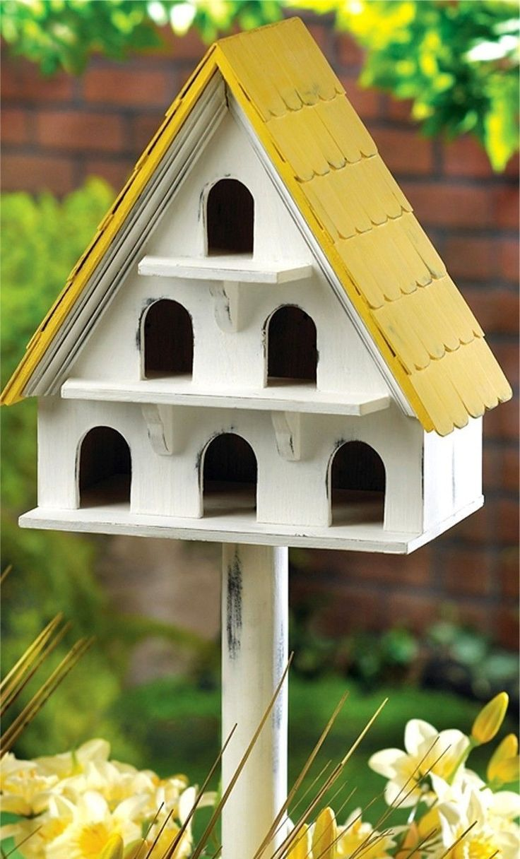 Cottage Style Shelters : Best dovecotes birdhouses cupolas images on