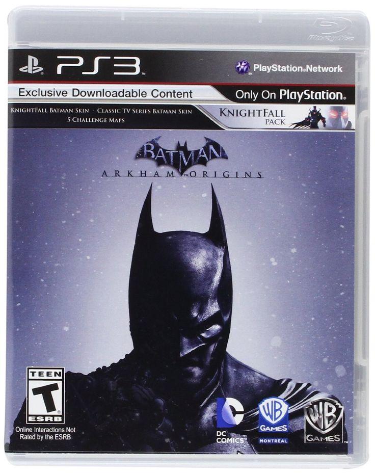 Videojuego Batman Arkham Origins PS3. Compra en línea fácil y seguro. #Kémik