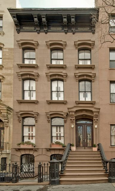 1000 images about the brownstones on pinterest editor for New york city brownstone for sale