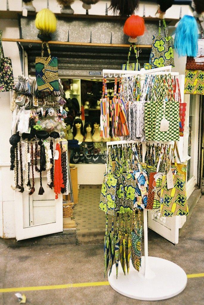 Brixton Market – Bags