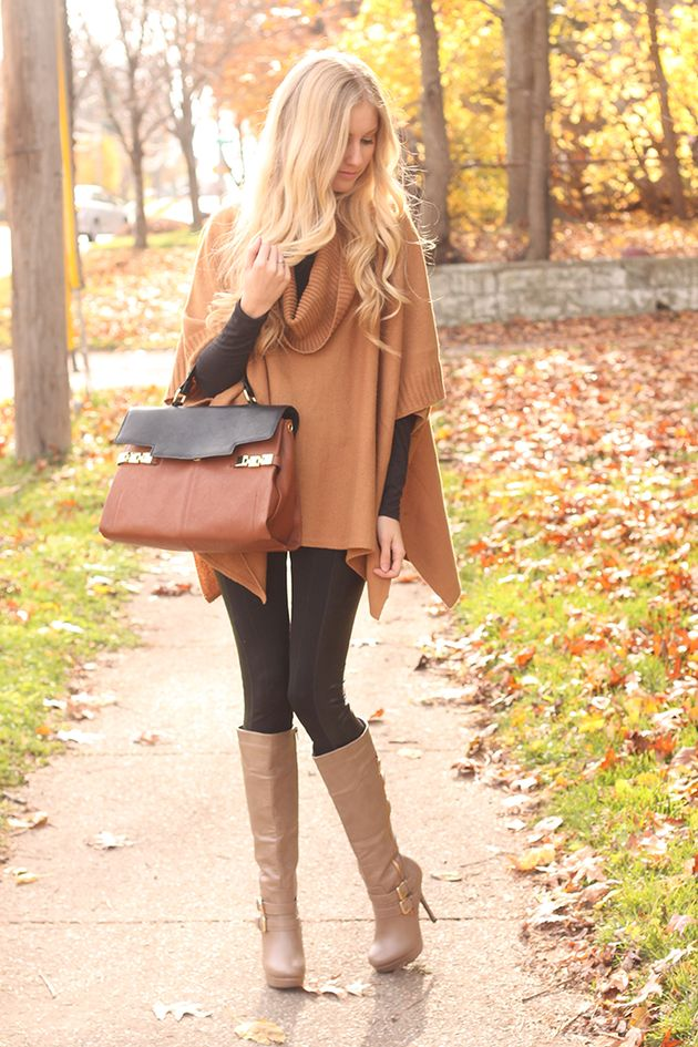 Camel Knit Turtleneck Poncho  # #Life with Lyss #Fall Trends #Fashionistas #Best Of Fall Apparel #poncho Turtleneck #Turtleneck Ponchos #Turtleneck poncho Camel #Turtleneck poncho Knit #Turtleneck poncho Clothing #Turtleneck poncho 2014 #Turtleneck poncho Outfits #Turtleneck poncho How To Style