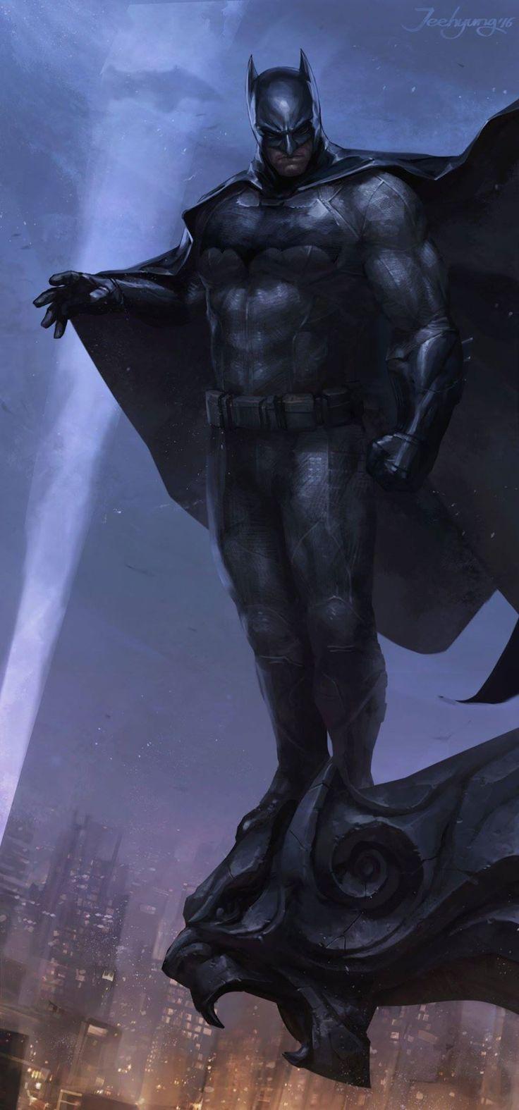 Batman by Leee JeeHyung *