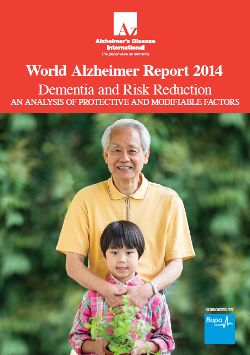 The World Alzheimer Report 2014 reveals that over two thirds (68%) of people surveyed around the world are concerned about getting dementia in later life.