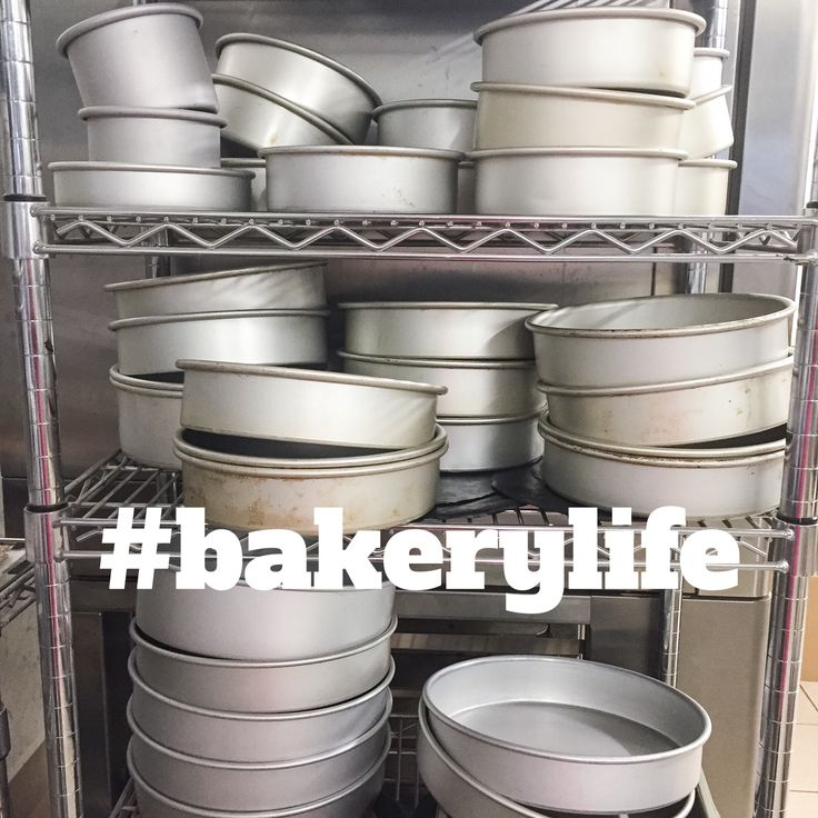 Baking tins! - just a few of them!