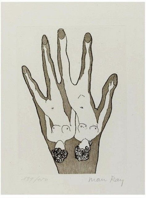 Man Ray illustration