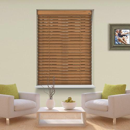 VIVE OAK 12V BATTERY POWERED ELECTRIC WOODEN BLINDS  #blinds #woodenblinds #electricwoodenblinds #controlissblinds