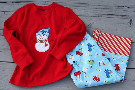 North Pole Snowmen Extra Comfy Wide Leg Lounge Pants by babeagogo, $18.00