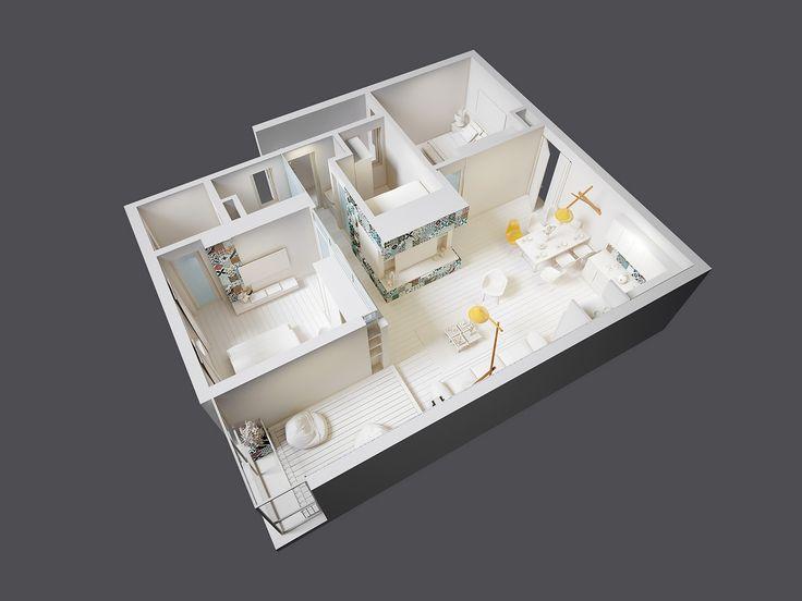Gallery - HT Apartment / Landmak Architecture - 24