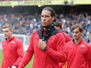 Southampton defender Virgil van Dijk called up by Netherlands