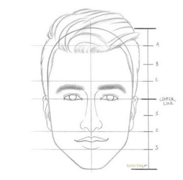 10 Sketsa Ilustrasi Pemandangan Yang Mudah Cara Menggambar Orang Dengan Mudah Dari Wajah Hingga Download Contoh Gambar Me Sketsa Gambar Potret Gambar Orang