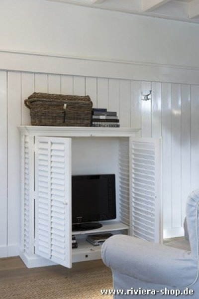 Flatscreen Dresser  Rivera Maison
