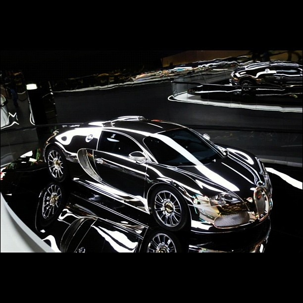 Slick Chrome Bugatti mode style fashion goodlife fastlife rich luxury lifestyle party