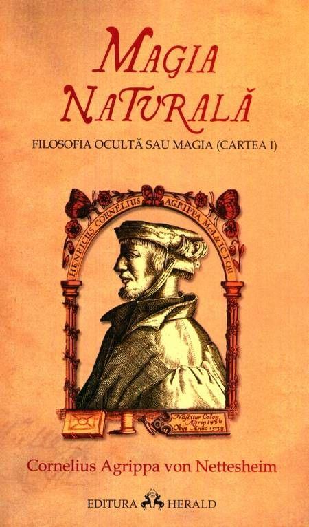 Cornelius Agrippa von Nettesheim - Magia naturală