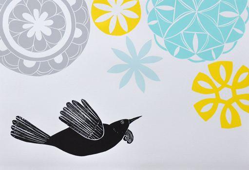 New Zealand Printmakers: Annie Smits Sandano