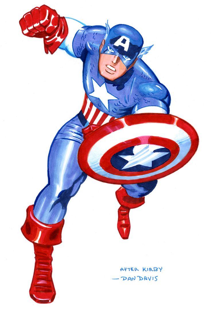 Cartoon captain america google search summer reading club pinterest cartoon captain - Image captain america ...