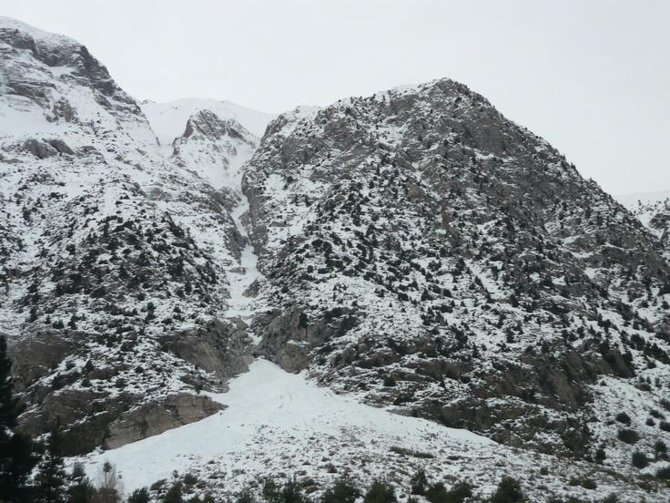 San Gabriel / Cajon del Maipo / Chile