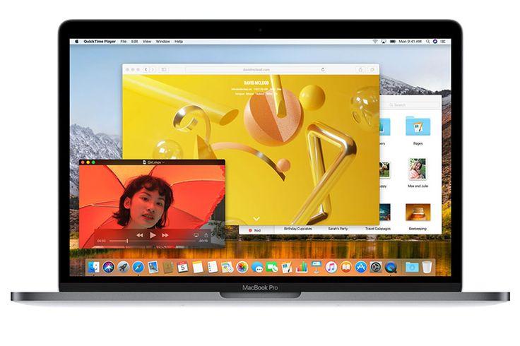 Apple macOS High Sierra, video, grafica e archiviazione evoluti - Apple ha presentato macOS High Sierra, la nuova versione del sistema operativo desktop dotato di innovative tecnologie di archiviazione, video e grafica.