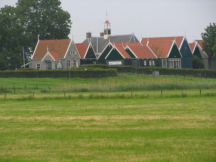 Droogmakerij de Beemster (Beemster Polder), Netherlands.