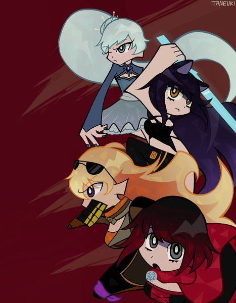 R W B Y Done in pantie and stocking if I'm right