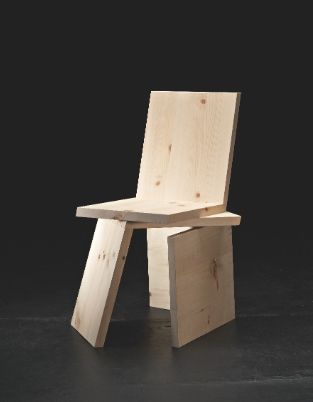 3 Equal Parts (chair) By Rolf Sachs Https://artsation.com