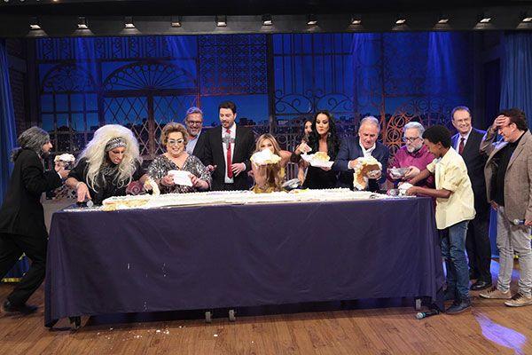 The Noite faz programa especial para comemorar os 35 anos do SBT