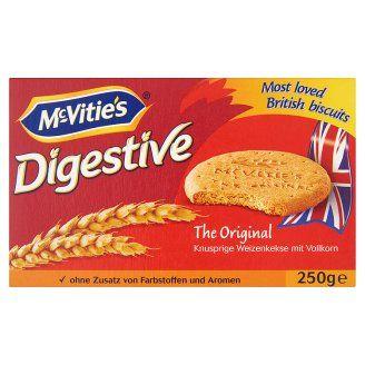 McVitie's Digestive keksz 250 g - Tesco Bevásárlás